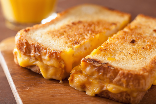 Celebrate National Grilled Cheese Day at These South Orange Eateries