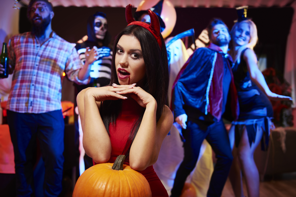 The Perfect Costume Awaits At These Halloween Stores