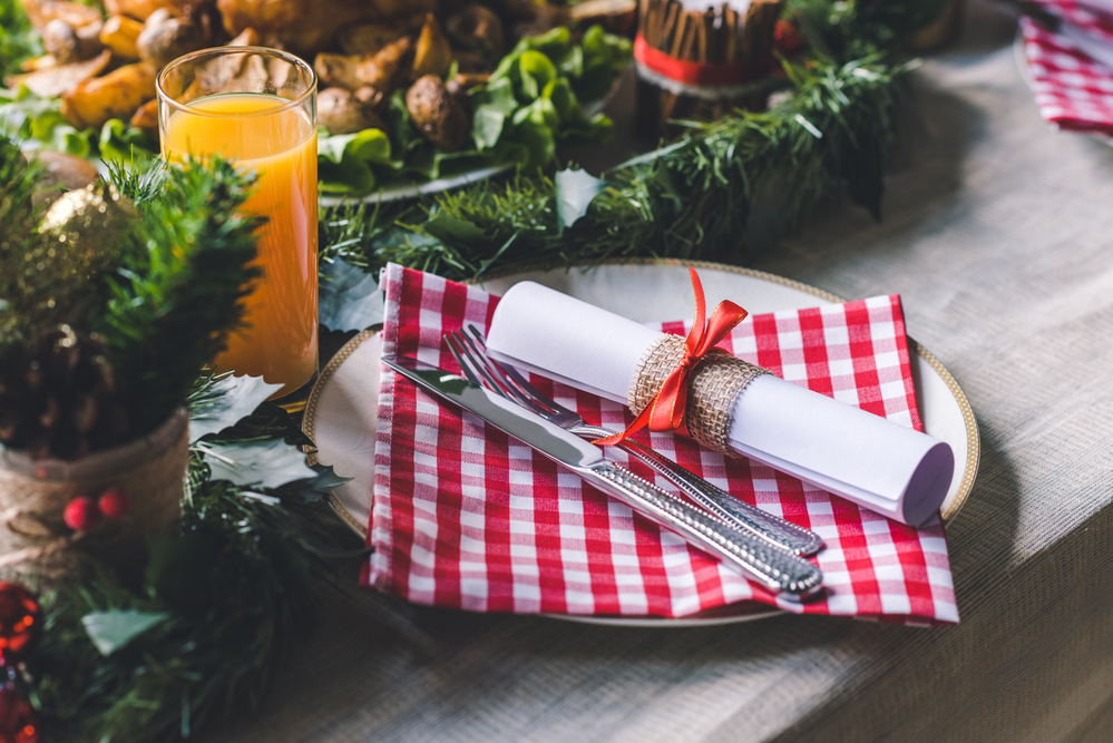 Enjoy Your Christmas Dinner at These South Orange Restaurants